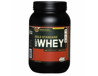 100% Whey 908 г gold standard