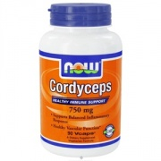 Cordyceps 750 mg 90 caps