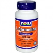 L-Carnosine 500 mg 50 caps Now