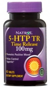 5-HTP time release 100 mg 45 tabs Natrol