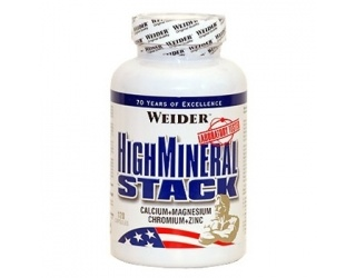 High Mineral Stack 120капс банка Weider