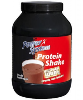 Protein Shake 1 кг Power System