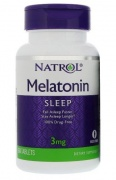 Melatonine 3 mg 60 Tabs Natrol