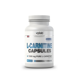 L-Carnitine 1500mg 90 caps VP-Lab