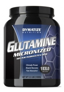 Glutamine Power 300 г Dymatize