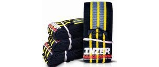 Бинты коленные inzer Gripper Wrap (50 см) Желтые