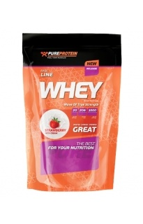 Whey Protein 1 kg Pure Protein