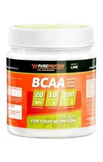 Bcaa Pure Protein 200 gr