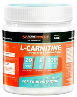 L-carnitine Pure Protein 100gr