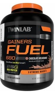 Gainers Fuel 2800 г  Twinlab