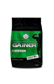 Gainer 3kg Russian Stand