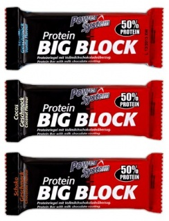 Big Block Power System 50% protein