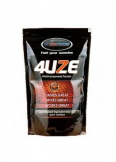 4uze 750gr Pure Protein + BCAA