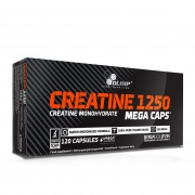 Creatine mega caps   120 кап Olimp