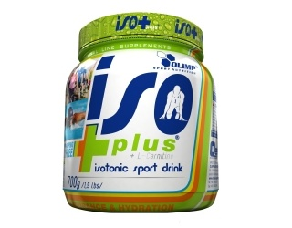 Iso Plus Powder 700g  Olimp
