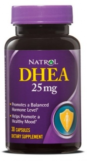 DHEA 25 mg  30 caps Natrol