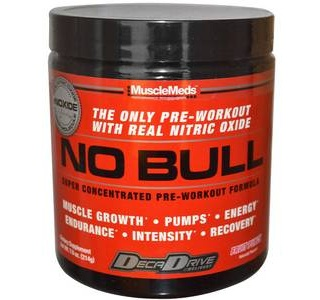 NO BULL 230gr Muscle Meds креатин