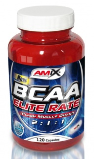 Bcaa Elite Rate 120 caps Amix