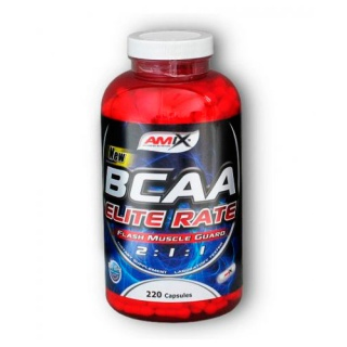 Bcaa Elite Rate 220 caps Amix