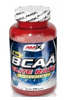 Bcaa Elite Rate Powder 350gr Amix