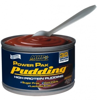 Power Pak pudding 250 gr MHP