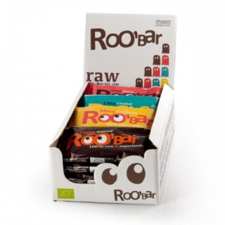 RooBar Mix Box 50g Bars