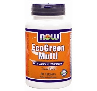 EcoGreen Multi 60tabs Now
