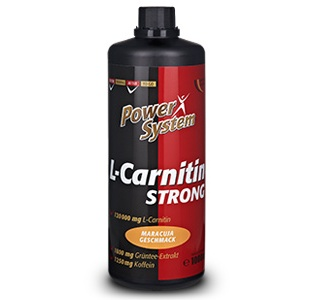 L-Carnitine STRONG 1000 мл Power System
