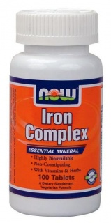 Iron Complex 100Tabs Now