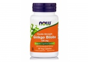Ginkgo Biloba 120mg 50 caps Now