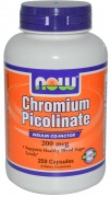 Chromium Picolinate 200mcg 100Caps Now