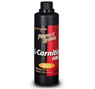 L-carnitine 500 ml Fire Power System