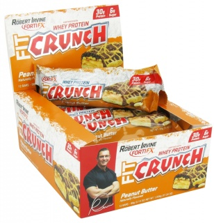 FitCrunch Bar 46g Robert Irv FortiFx