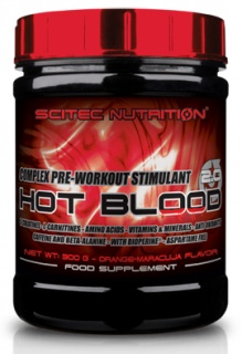 Hot Blood 300g Scitec Nutrition