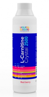 L-Carnitine Crystal 2500 Citrus 500ml