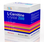L-Carnitine Crystal 2500 Citrus 20x25ml