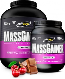 Mass Gainer 1440gr OptiMeal