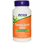 TestoJack 200 60 caps Now