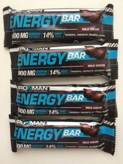 Energy Bar 50g Iron Man