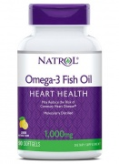 Omega-3 Fish Oil 1000 mg 90 caps Natrol
