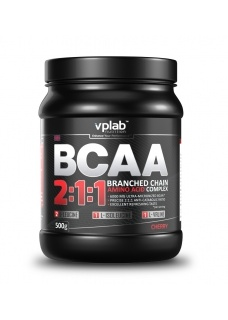 BCAA 2:1:1 500g Vp-lab