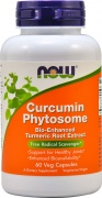 Curcumin Phytosome 60 caps Now