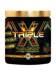 TripleX 300g Gold Star