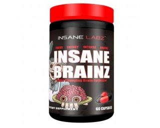 Insane Brainz 60 caps Insane Labz