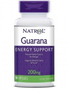 Guarana 200 mg Natrol 90 caps