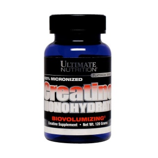 Creatine Monohydrate 120g Ultimate