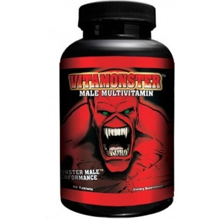 Vitamonster 60 Tabs Colossal Labs