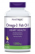 Omega- 3 Fish Oil 1000 mg 150 капс Natrol