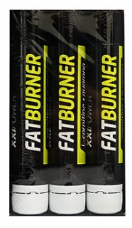 Fat Burner Carnitine+ Guarana 9x25 ml XXI
