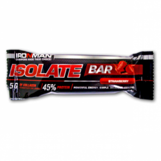 Батончик Isolate Bar 50g Iron Man